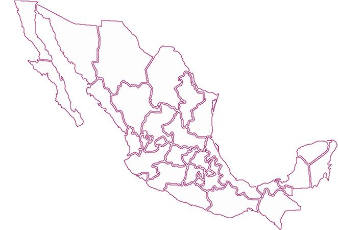 Mapa Republica